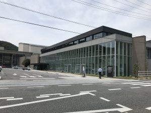 新見市役所南庁舎
