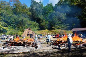野焼き祭り