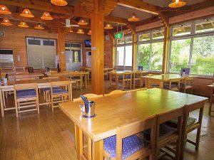 神郷温泉緑の館レストラン