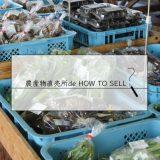 農産物直売所deHowtoSELL