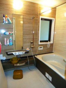 豊永宇山浴室