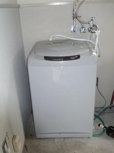 大井野源流村洗濯機