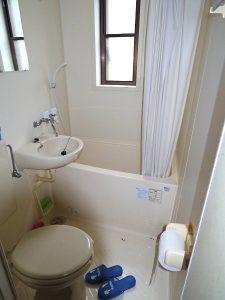 哲西干子農村リゾートユニットバストイレ