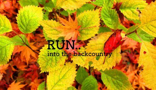 秋色の山も楽しむ♪トレイルランニングのススメ
