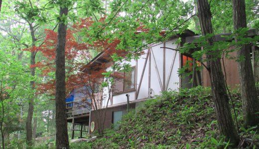 森の中に佇む家で、ミニマムな暮らしを(No.138 哲多町蚊家)
