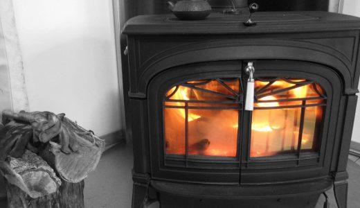 薪ストーブのある田舎暮らし 〜自分の山の薪で暖をとる〜