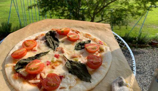 いつでもどこでも「段ボールピザ窯」で本格ピザが焼ける!